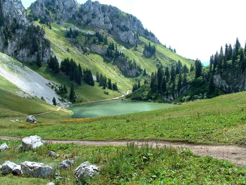 Lac-dArvoin